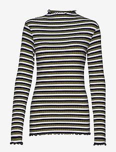5x5 Happy Stripe Trutte s - NAVY MULTI