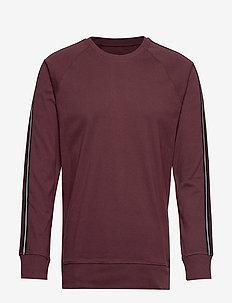 Cotton Rib Stelt Tape - long-sleeved t-shirts - sassafras