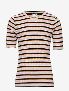 5x5 Dream Stripe Tuviana - ROSE MULTI