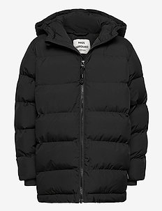 Recycle Junino - puffer & padded - black