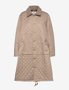 Duvet Dream Clizina - wyściełane kurtki - beige