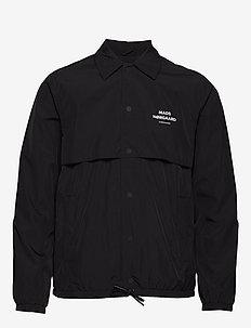 Nylon Coach - windjassen - black