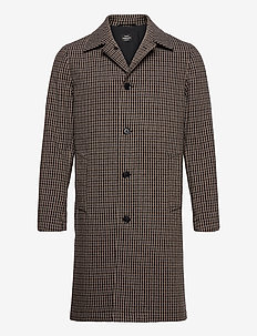 Check Wool Carlo - manteaux de laine - multi check
