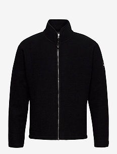 Nep Fleece Silo - vindjakker - black