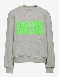 Organic Sweat Talinka - GREY MELANGE