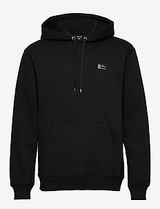 New Standard Hoodie Badge - BLACK