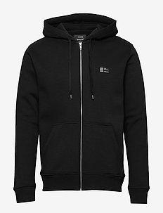 New Standard Sall Badge - basic sweatshirts - black