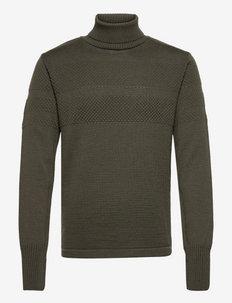 100% Wool Klemens - basic strik - capers