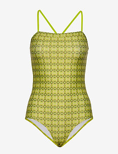 Ibiza Swimma - swimsuits - bright lime
