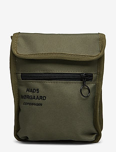 Matt Canvas Alp - RIFLE GREEN