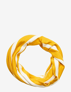 Trio Rib Acrino - GOLDEN YELLOW/ECRU