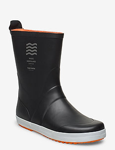TxMN Rubber Boot - BLACK