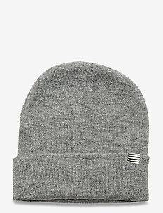 Isak Ambas - kapelusze - grey melange