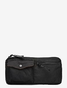 Bel Air One Carni - bum bags - black