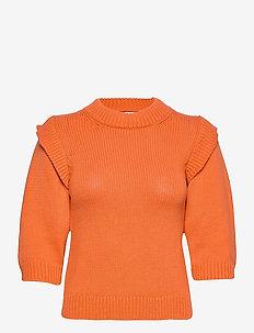 Chunky Cotton Kaitlyn - trøjer - bright orange