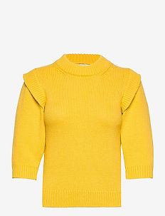 Chunky Cotton Kaitlyn - trøjer - bright yellow