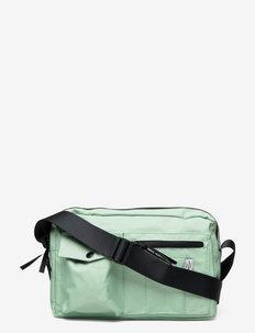 Bel One Cappa - axelremsväskor - pastel green