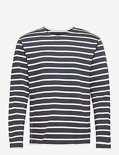 Picasso Tash Long - long-sleeved t-shirts - parisian night