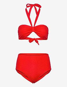 Costa Benta - bikini sæt - red