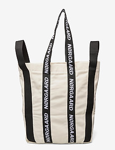 Heavy Recy Cotton Talulah - tote bags - off white