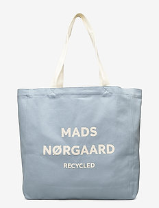 Recycled Boutique Athene - tote bags - forever blue