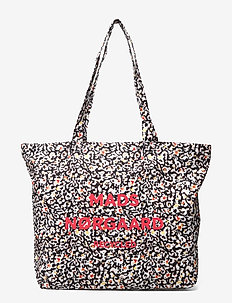 Recycled Print Boutique Athene - tote bags - black/multi
