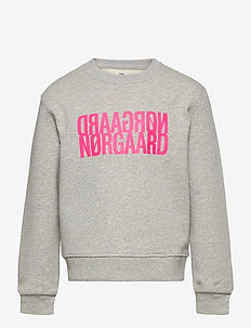 Organic Sweat Talinka - sweatshirts - light grey melange