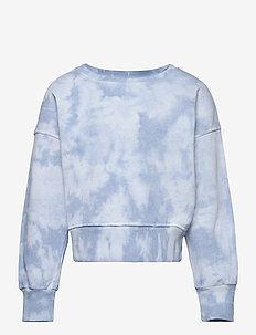 Organic TND Sweat Tilina - sweatshirts - forever blue