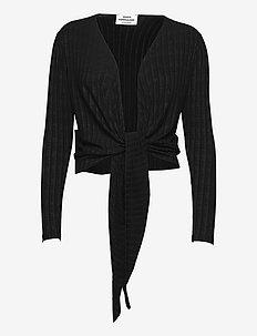 Dk Bamboo Bluna - cardigans - black