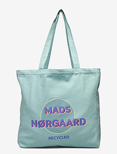 Recycled Boutique Athene C - tote bags - aqua