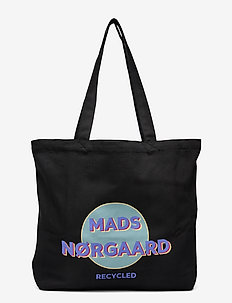 Recycled Boutique Athene C - tote bags - black