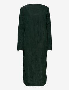 Mini Pleat Dilzetta - everyday dresses - scarab