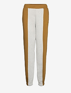 Organic Sweat Patty Block - vêtements - multi medium grey melange