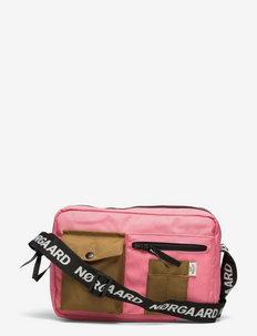 Bel Couture Cappa - axelremsväskor - strawberry pink/breen