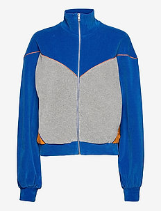 Jersey Velvet Jenny - sweatshirts & hoodies - multi princess blue