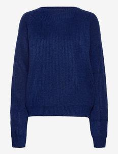 Hairy Rib Kanu - trøjer - princess blue