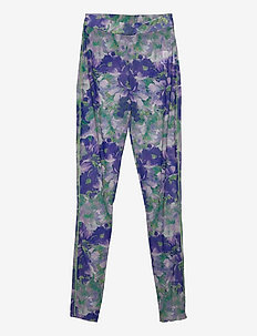 Jersey Mesh Lima - leggings - multi amparo blue