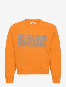 Recy Soft Knit Tilonina - trøjer - iceland poppy