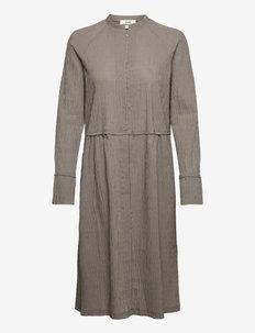 Crinckle Pop Dupina Dress - summer dresses - multi scarab