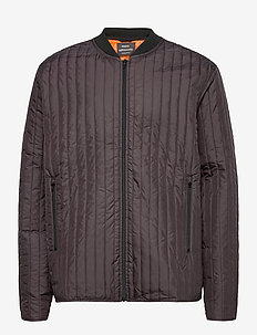 Quilt Janus - quilted jackets - black