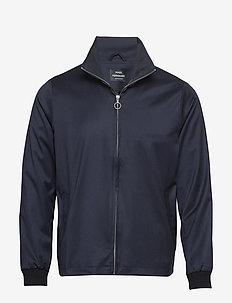 Track Twill Jakna - light jackets - sky captain