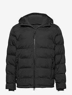 Recycle Juno - vestes matelassées - black