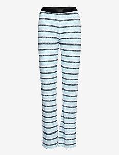 Super Stripe Lonnie - casual housut - multi blue