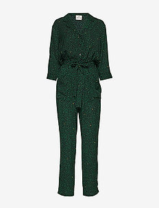 Neo Dot Cenna - jumpsuits - green dot