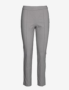 Tech Stretch Perolla - slim fit-byxor - mid grey