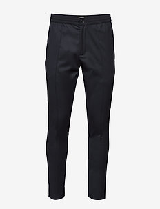 Track Twill Pio - suit trousers - sky captain