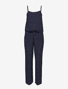 Neo paris Catzilla - jumpsuits - navy dot