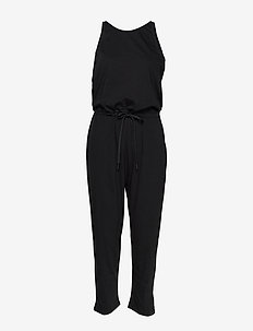 Jersey dip Clappy - jumpsuits - dark charcoal