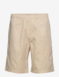 Light Cotton Sean - casual shorts - sand