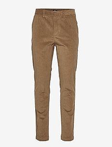 Corduroy Pavel - slim jeans - ermine